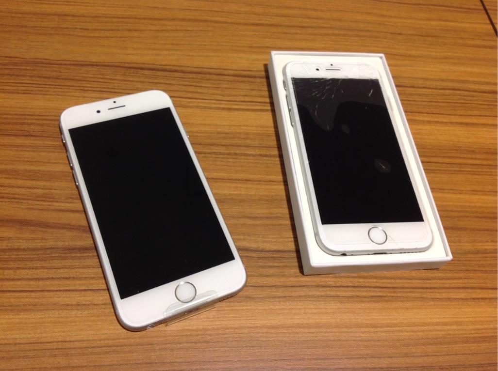 新旧iphone
